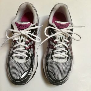 Womens ASICS Gel-Galaxy 5 Running Shoes Size 10